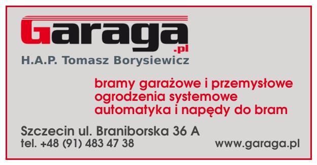 bramy garażowe Szczecin